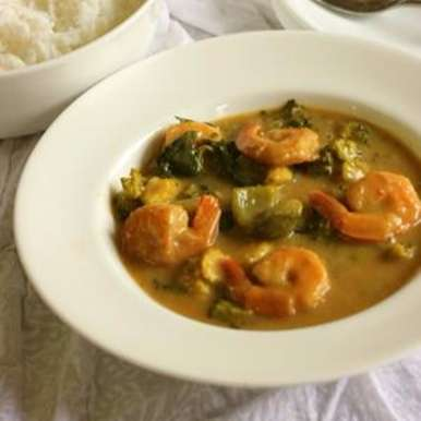 Photo of Thai Green Prawn Curry by Soma Pradhan at BetterButter