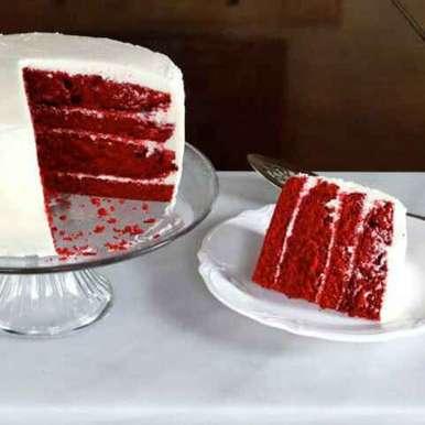Photo of Red velvet cake by Sonal Lakhani at BetterButter