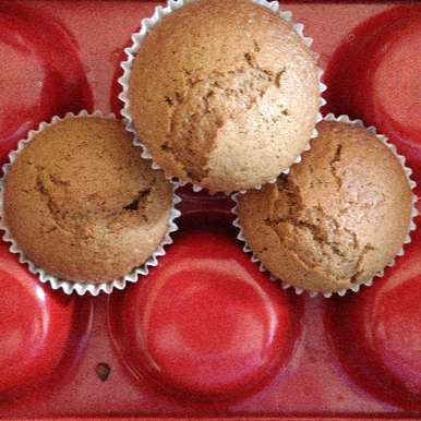 Photo of Coffee muffins by Sonali Chaudhari at BetterButter