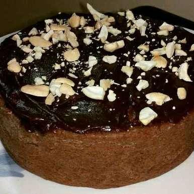 Photo of Chocolate cake by Sonali Jadhwar at BetterButter