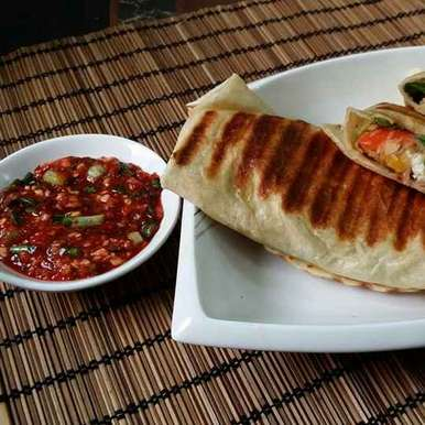 Photo of Paneer Wrap by Sonia Chhabria at BetterButter