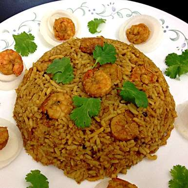 Photo of Kolambichi Khichadi (Prawns Khichadi) by Sonia Shringarpure at BetterButter