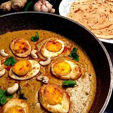 Photo of Egg korma by Sonia Shringarpure at BetterButter