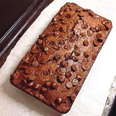 Photo of Chocolate Banana Bread by Sonia Shringarpure at BetterButter