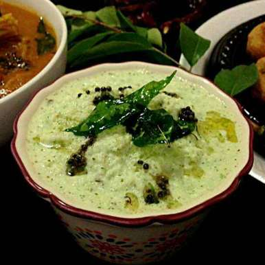 Photo of Coconut Chutney by Sonia Shringarpure at BetterButter