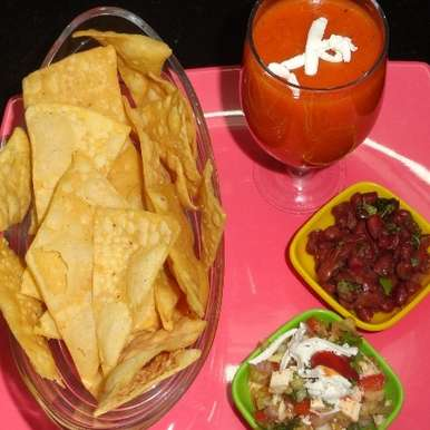 Photo of Homemade Nacho Chips by Soniya Singh at BetterButter