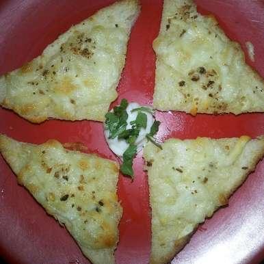 Photo of Cheese Garlic Toast by Soniya Singh at BetterButter