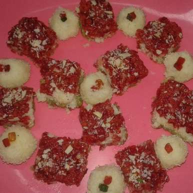 Photo of Beetroot Barfi by Soniya Singh at BetterButter