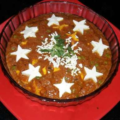 Photo of Khoya Matar Paneer by Soniya Singh at BetterButter