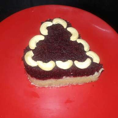 Photo of Indian Valentine cake by Soniya Singh at BetterButter