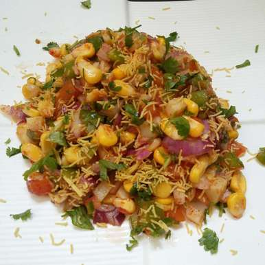 Photo of Chatpata Masala Corn by Sonoo Modani at BetterButter