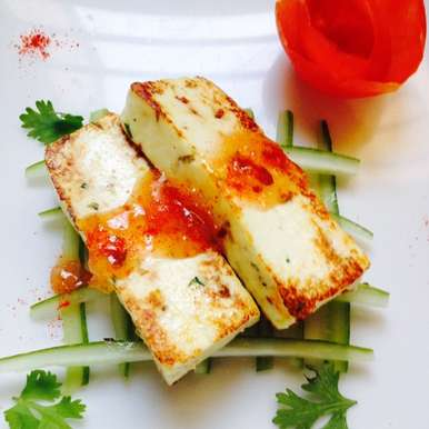 Photo of Pan seared masala paneer by Sonu  at BetterButter