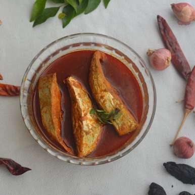 Photo of Kerala Red Fish Curry by Soumya Sreeraj at BetterButter