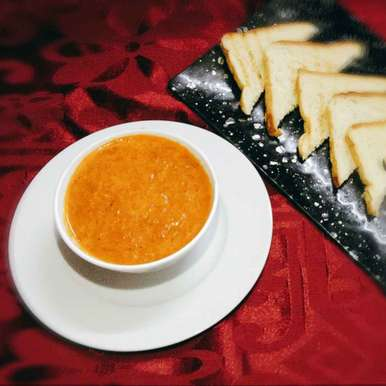 Photo of Tomato Soup by Paramita Chatterjee at BetterButter