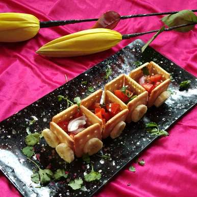 Photo of Snacks Train by Paramita Chatterjee at BetterButter