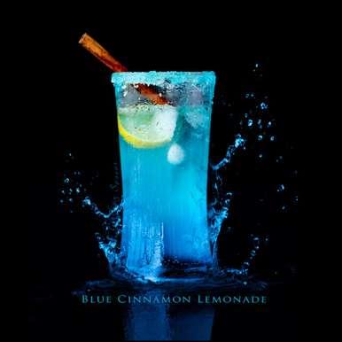 Photo of Blue Cinnamon Lemonade by Souvik Mukherjee at BetterButter