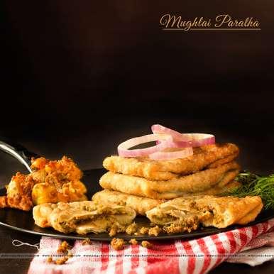 Photo of Mughlai Paratha by Souvik Mukherjee at BetterButter