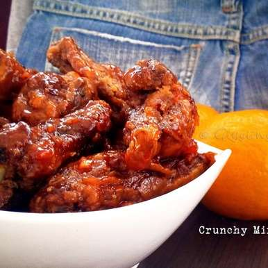 Photo of Crunchy Mirinda Chicken by Souvik Mukherjee at BetterButter