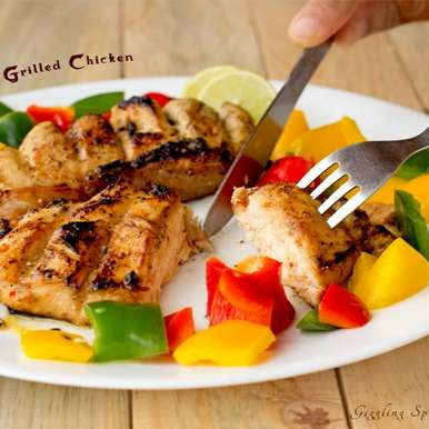 Photo of Beer Marinated Grilled Chicken by Souvik Mukherjee at BetterButter
