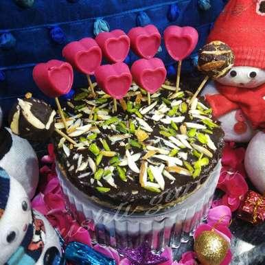 Photo of Biscuit choco cake by Srashti Gupta at BetterButter