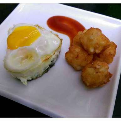 Photo of Baked Egg by Sreemoyee Bhattacharjee at BetterButter