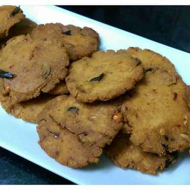 Photo of Rice crackers by Sreemoyee Bhattacharjee at BetterButter
