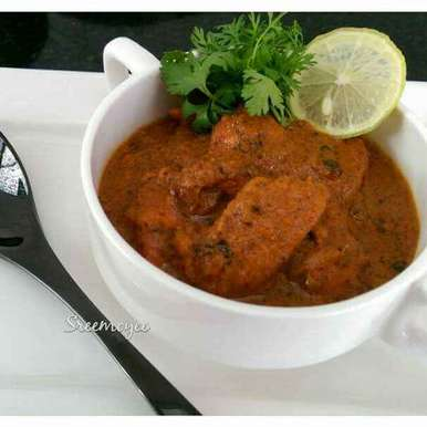 Photo of Butter Chicken by Sreemoyee Bhattacharjee at BetterButter