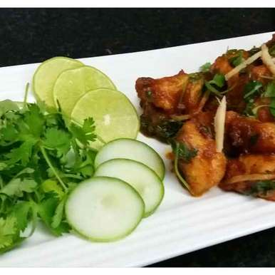Photo of Ginger chicken by Sreemoyee Bhattacharjee at BetterButter