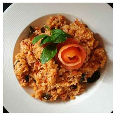 Photo of Tomato Rice by Sreemoyee Bhattacharjee at BetterButter