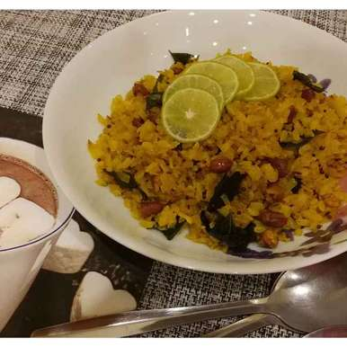 Photo of Poha by Sreemoyee Bhattacharjee at BetterButter