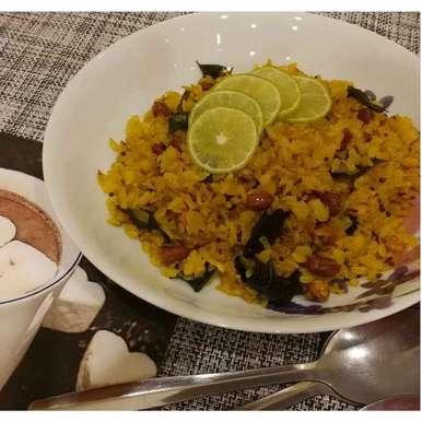 Poha recipe in Bengali,পোহা অথবা চিঁড়ের পোলাও, Sreemoyee Bhattacharjee