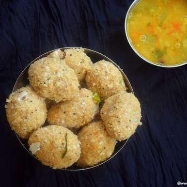 Photo of  Kozhukattai  by Srividhya Ravikumar at BetterButter