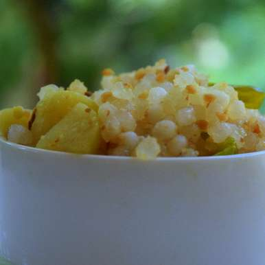Photo of Sabudana Khichidi by Srividhya Ravikumar at BetterButter