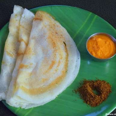 Photo of Leftover Rice Dosa by Srividhya Ravikumar at BetterButter