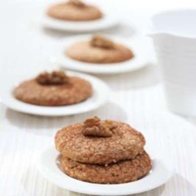 Photo of Nutrela soya Walnut Cookies by Nutrela Soya at BetterButter