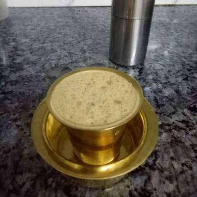 Photo of South Indian Filter Coffee by Subashini Krish at BetterButter