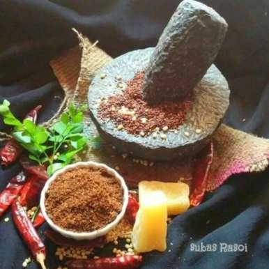 Photo of Ellu podi (hot & sweet) Dry chutney powder by Subashini Murali at BetterButter
