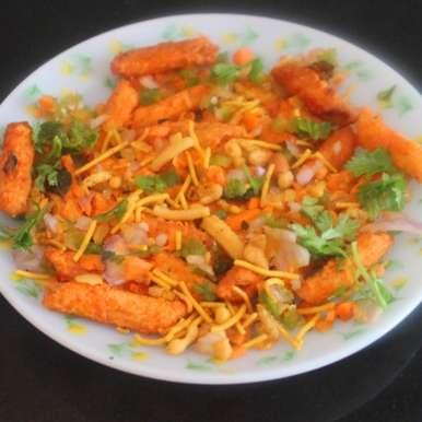 Photo of Fried Pasta Snack by Subhashni Venkatesh at BetterButter