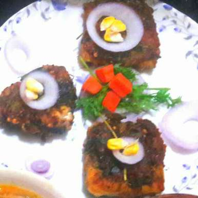 Photo of Honey flavoured fish fry by Sucheta Bos at BetterButter
