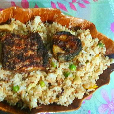 Photo of Shahi Peas Pulao by Sucheta Bos at BetterButter