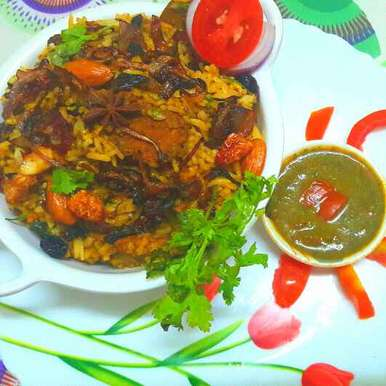 Photo of Instant Cinnamon  Dum Biryani by Sucheta Bos at BetterButter