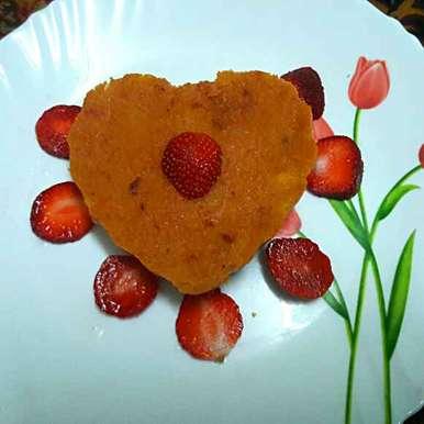 Photo of Strawberry Sheera by Sucheta Bos at BetterButter
