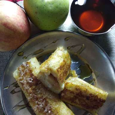 Photo of Cinnamon french toast roll ups by Sudeshna Mondal at BetterButter