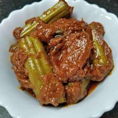 Drumstick pickle recipe in Telugu,ములక్కాడ నిల్వ పచ్చడి, Sudha Badam