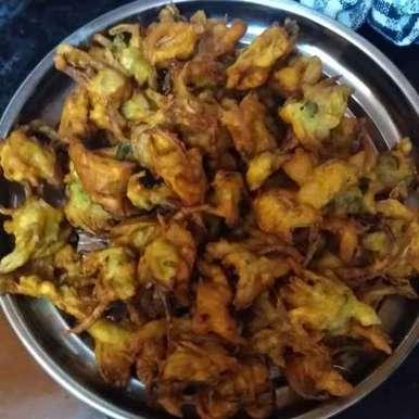 Photo of Onion pakoda by Sudha Sai at BetterButter