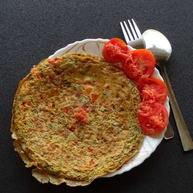 Photo of Egg Omelette by Sujata Hande-Parab at BetterButter