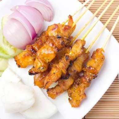 Photo of Chicken Satay by Sujata Limbu at BetterButter