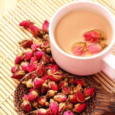 Photo of Rose Tea by Sujata Limbu at BetterButter