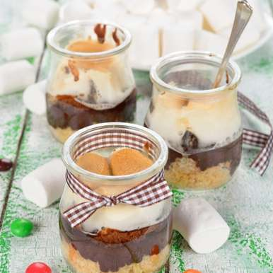 Photo of S'mores in a Jar by Sujata Limbu at BetterButter