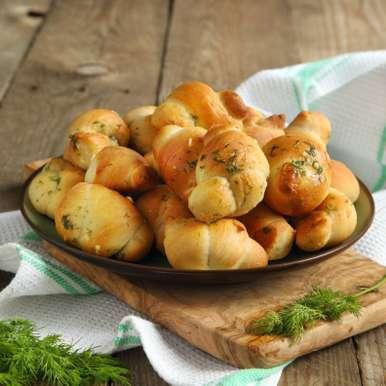 Photo of Buttery Garlic Herb Rolls by Sujata Limbu at BetterButter